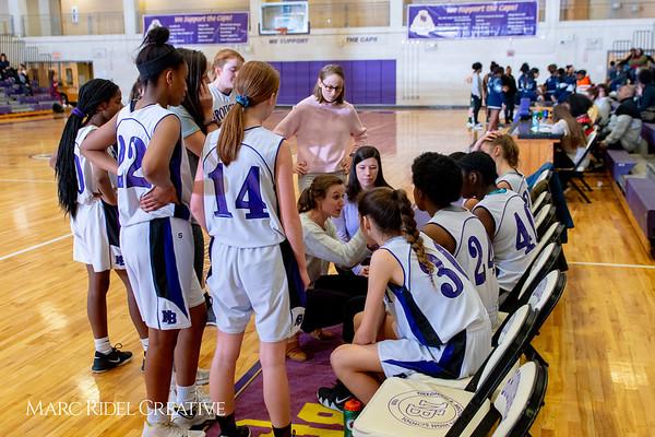 Broughton basketball vs Southeast Raleigh.  January 28, 2019. MRC_2225