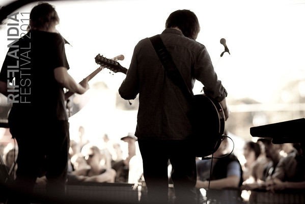 Royal Athletic Park - Friday - Side Stage