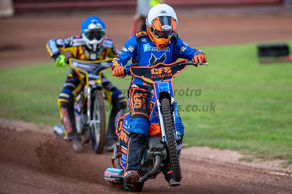 Birmingham Brummies vs Eastbourne Eagles 7th Aug 2019