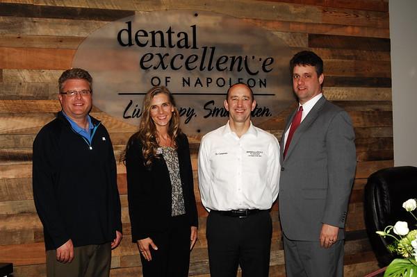04-10-17 NEWS Napoleon Dental Office Opening