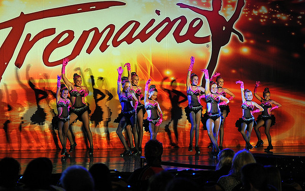 The Dance Factory Tremaine Dance Competition 2015