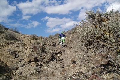 Secret Desert Trails