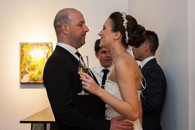 Elizabeth and Fred - Wedding