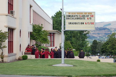 TDW Class of 2008 Graduation