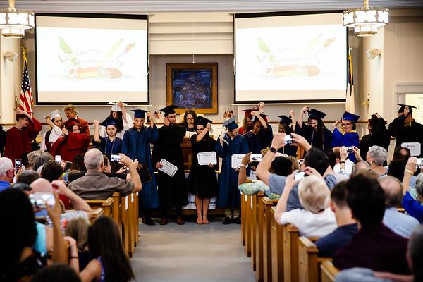 Lowcounty Homeschoolers graduation 2019
