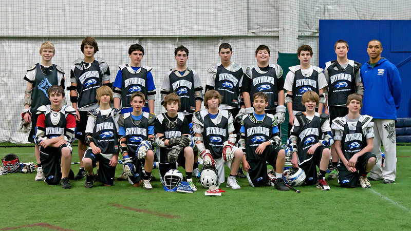 2010-2011 Winter Skyhawks U11, U13, U15 Team and Individual
