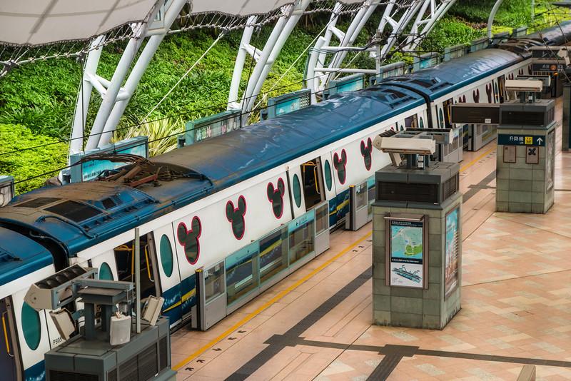Mickey & Sunny Bay  Station ! - Vincent