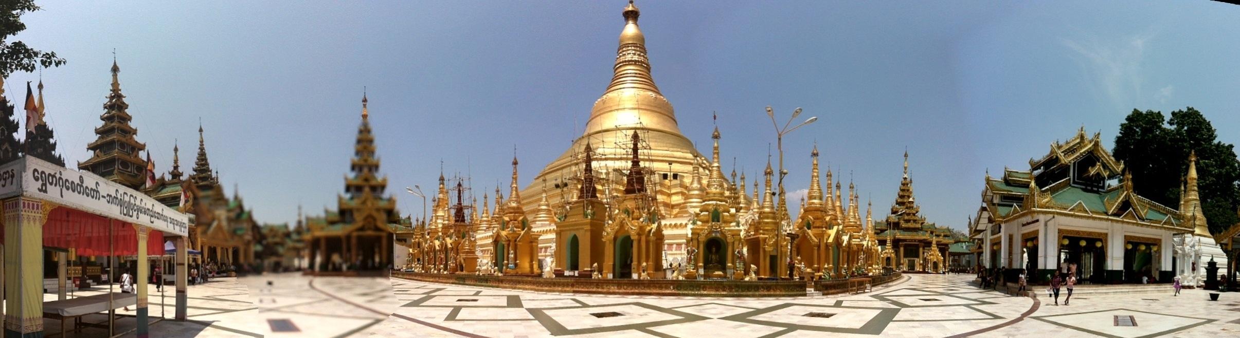 Chiangmai pagodas