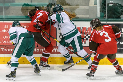 St Lawrence vs Dartmouth Women's Hockey 2019