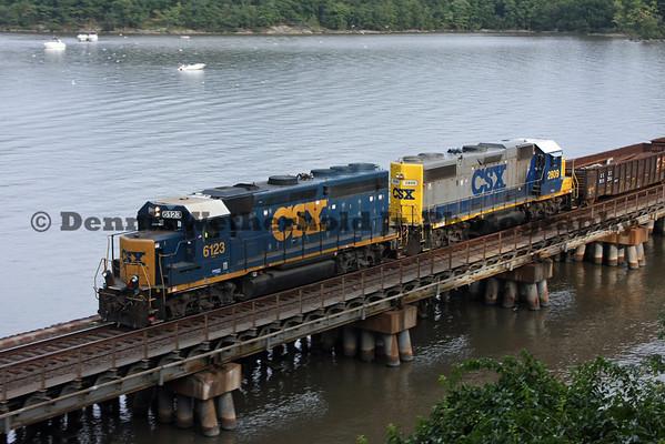 CSX - River Line
