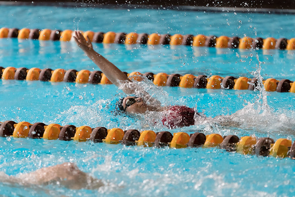 Willamette Swimming vs. Pacific - Jan 20, 2018