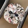 3.03ct Antique Cushion Cut Diamond, GIA K VVS2 15