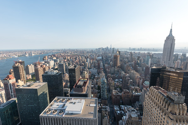 Chrysler Building View