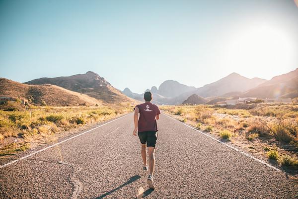 NMSU - Chapter 18 - Trail Running