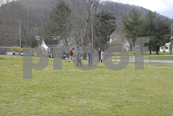 Easter Egg Hunt at Unicoi UMC - March 30