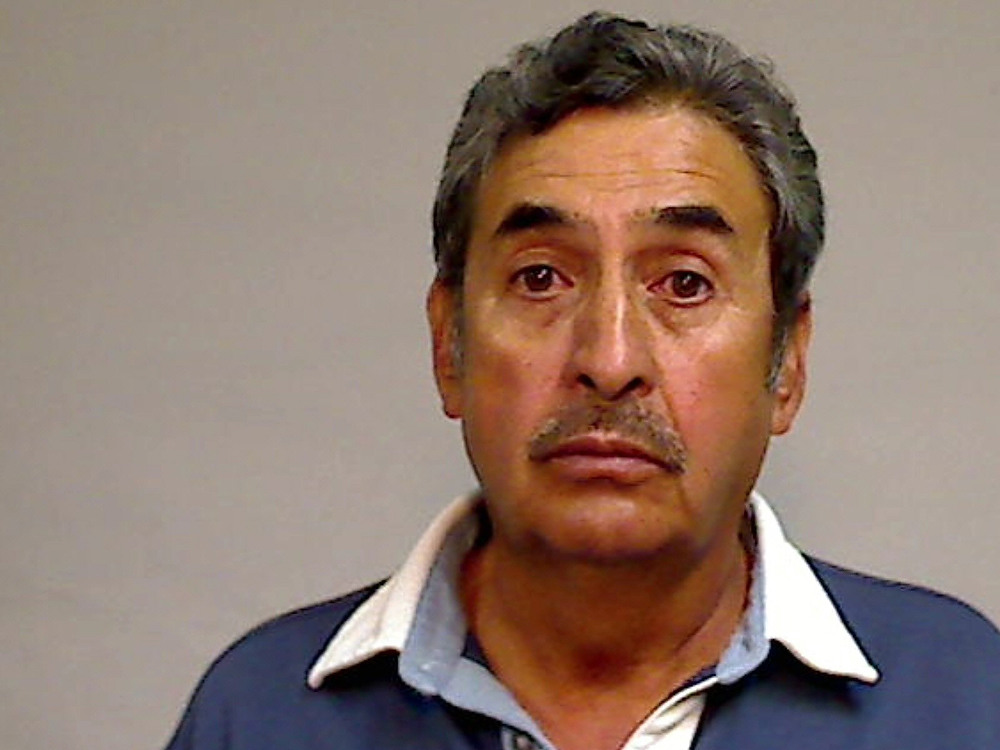 . Nestor Vasquez,   EAGLE COUNTY, CO � Nestor Vasquez, age 64, of Gypsum was arrested on August 3, 2011 and charged with solicitation of prostitution.  An undercover investigation by the Eagle County Sheriff�s Office discovered that Vasquez was hiring women between the ages of 20-30 year of age that he believed to be illegal, as painters.  While on job sites Vasquez inappropriately touched and made sexual advances to the women.  Vasquez also pressured the women to perform sexual acts in exchange for money, gifts, and citizenship.   The Eagle County Sheriff�s Office is asking anyone who believes they have been a victim to call (970) 479-2201 and make a report.  �Eagle County residents have the right to speak to a deputy and make a report if any crime is committed against them, regardless of their immigration status,� said Sheriff Joe Hoy. �We always have and will continue to investigate every crime reported to us to the fullest extent. It is our duty to serve and protect EVERYONE in Eagle County.�  Any victims that come forward face no risk of deportation.