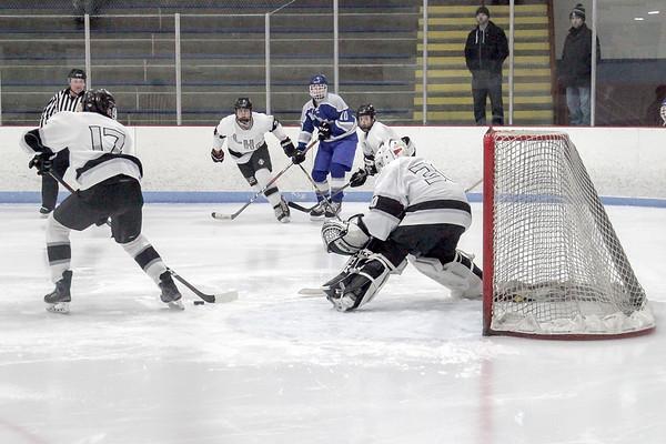 LHS Ice Hockey vs. Auburn 2019