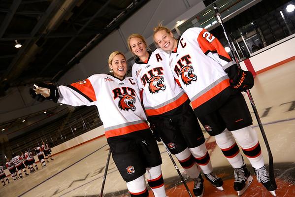 RIT Hockey Teams 2014