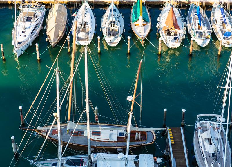 Venice Yacht Club Yachts