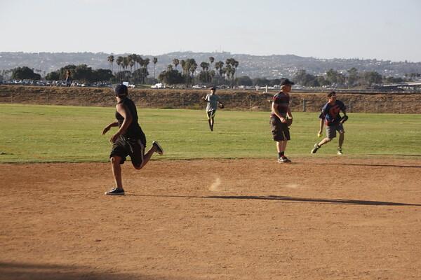 2014-07-16 Softball, Wed, Field 6