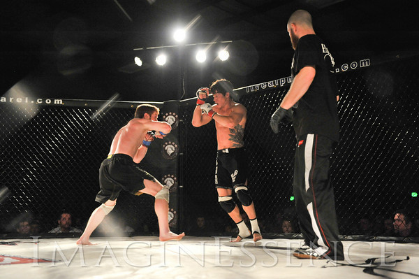NW Fight Challenge XI  04/23/2011