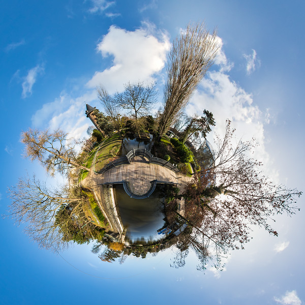 Canots du Lac - Le Jardin d'Acclimatation