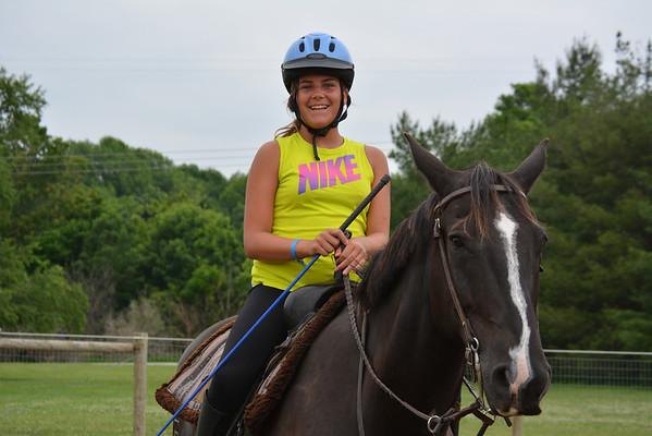 Tuesday's Equestrian Album