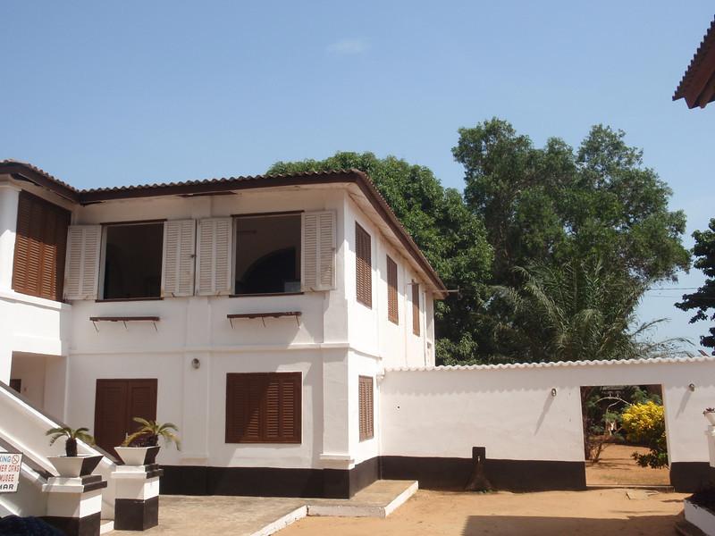 045_Ouidah. Fortalez Sao Joao Batista. 1721. History Museum.jpg