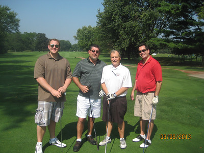 St. George 2013 8th Annual Golf Outing