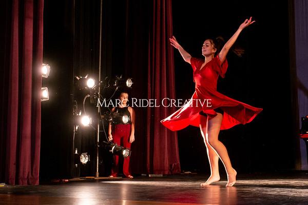 Broughton dance fusion dance rehearsal. November 15, 2019. D4S_0932