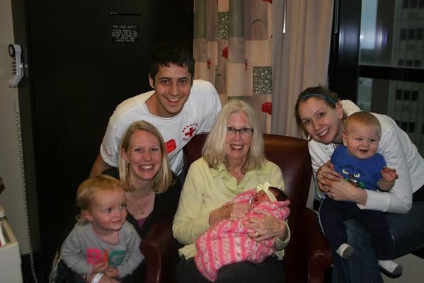 2012 February 5 Visiting Zipporah