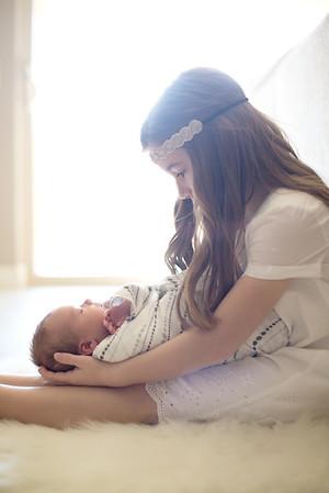 Favre Newborn Photos