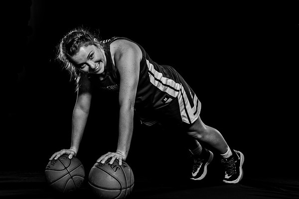 2020-02-15 - Centennial Girls Basketball - Senior Photos