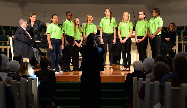 Community in Harmony Initiative Concert Jan. 24, 2016