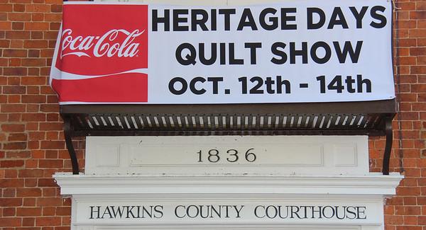 Heritage Days, Quilt Exhibits