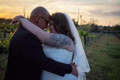 Fontana Wedding