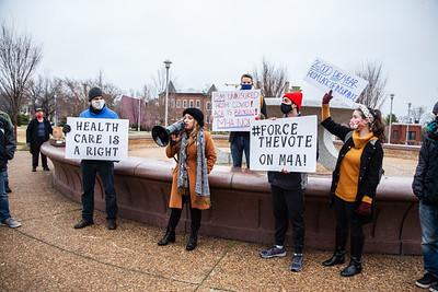 #ForceTheVote, Washington DC, January 3