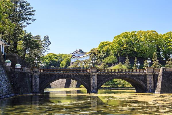 Seimon Ishibashi stone bridge