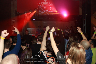 Gabriel and Dresden at Europe Nightclub 03-03-2012