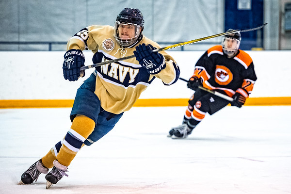 NAVY Hockey vs William Paterson University (11/11/2018)