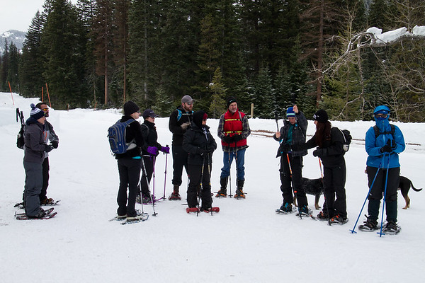 2017-02-26 Pleasant Valley Loop Trail/William O. Douglas Wilderness