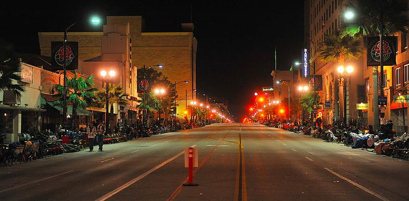 Rose Parade , Pasadena California