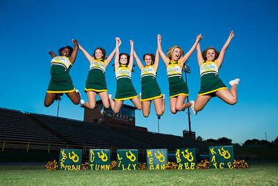 Crest - Senior Cheerleaders