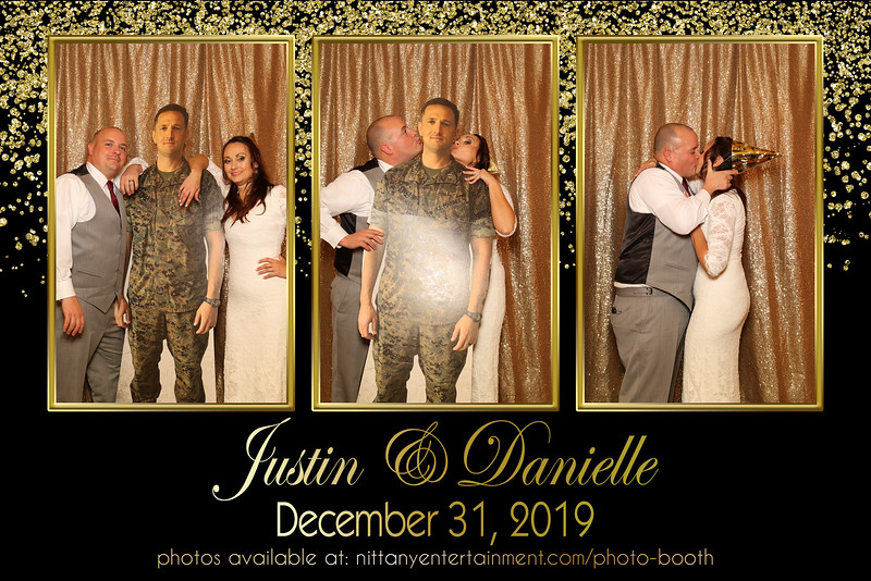 12.31.19 Justin and Danielle