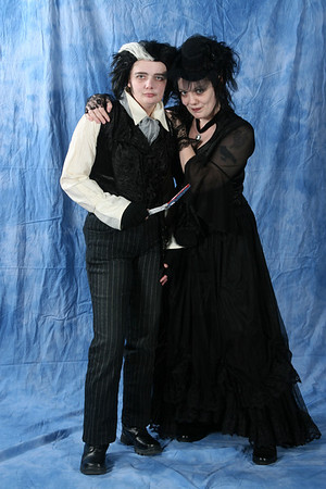 Afgedrukte foto's Gothic & Fantasy 1 maart 2008