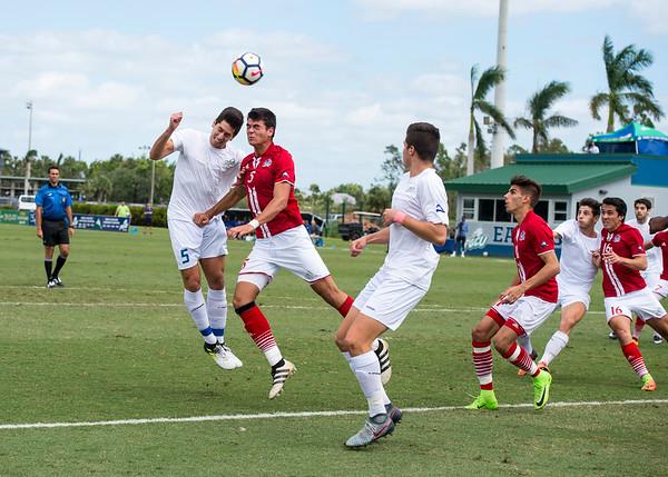 FGCU Men's Soccer Senior Day 17