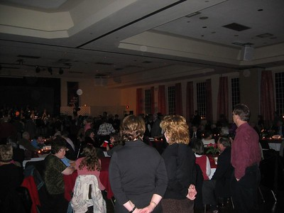 Dinner at Athens Pizza and Big Band Dance