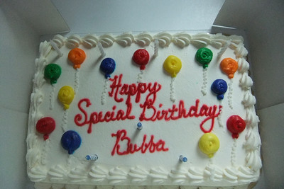Bubba's surprise Birthday Party