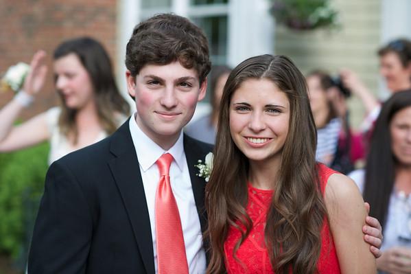 Junior Prom 2014