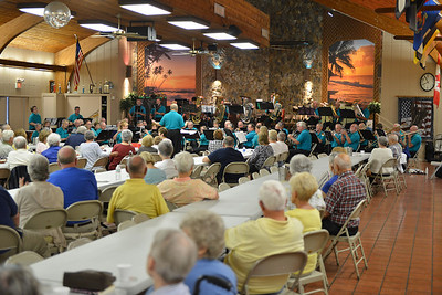2014-04-23 St Petersburg Community Band at Palm Hill Country Club